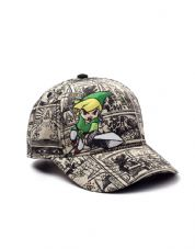 Zelda Black Woods Cap